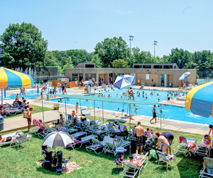 Community Swimming Pools Jcc Of Greater Baltimore